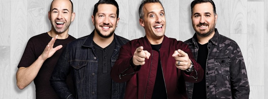 Impractical Jokers 'The Cranjis McBasketball World Comedy Tour'