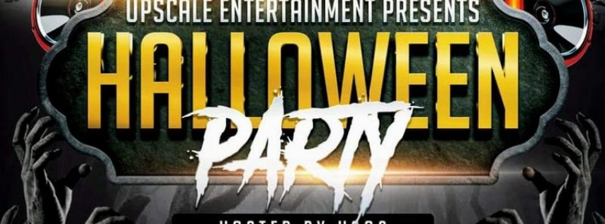 Upscale Halloween Costume Party