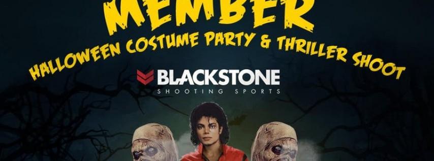 Member Halloween Party