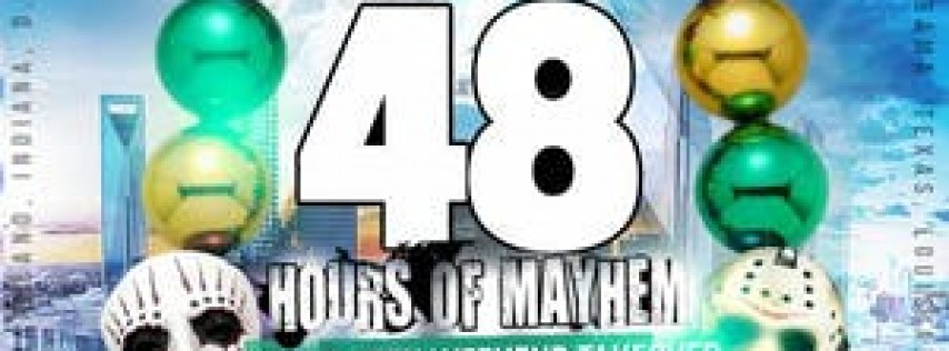 48 HOURS OF MAYHEM!!! HALLOWEEN WEEKEND TAKEOVER IN CHARLOTTE!!!