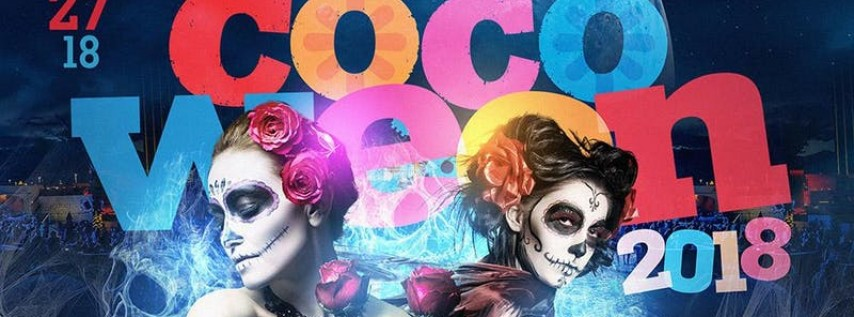 Latin Halloween Party | CocoWeen 2018 | Epicentre Charlotte
