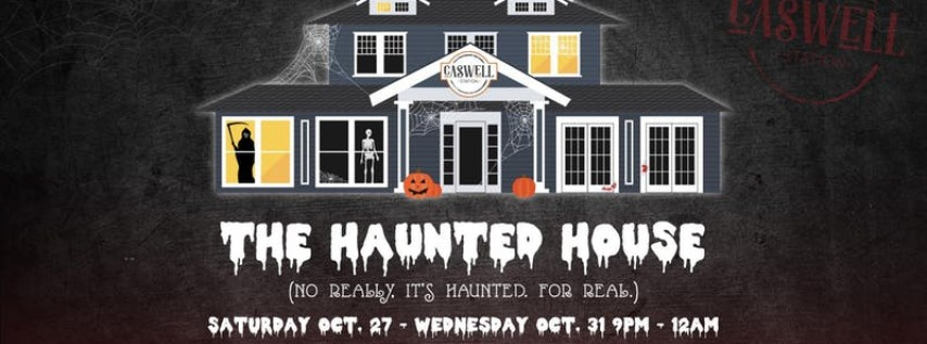 The Haunted House- Caswell Station