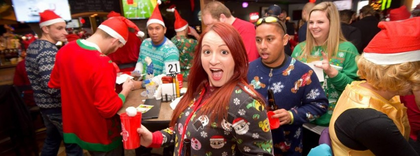 12 Bars of Xmas Bar Crawl - Columbus