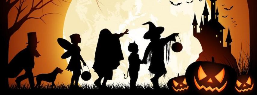 Spooky Hollow in Sanford