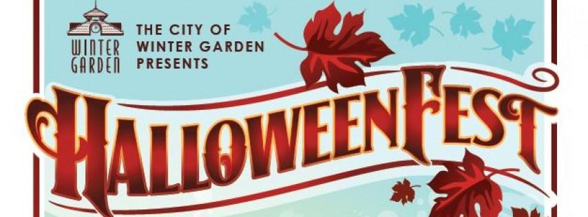 Winter Garden HalloweenFest