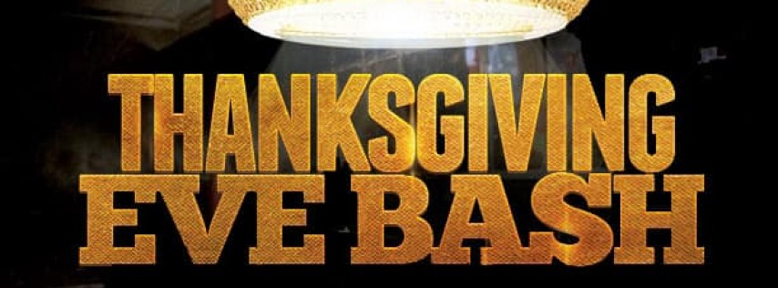 Thanksgiving Eve Bash at The Landing