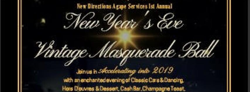 NDAS' New Year's Eve Vintage Masquerade Ball
