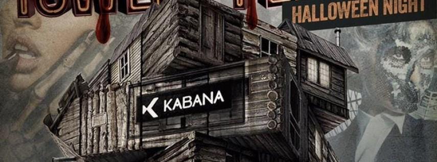 TOWER OF TERROR ( Kabana Rooftop)