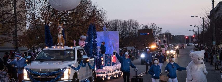 Light Up the Night Parade