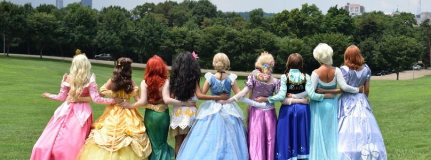 Ever After Winter Princess Ball