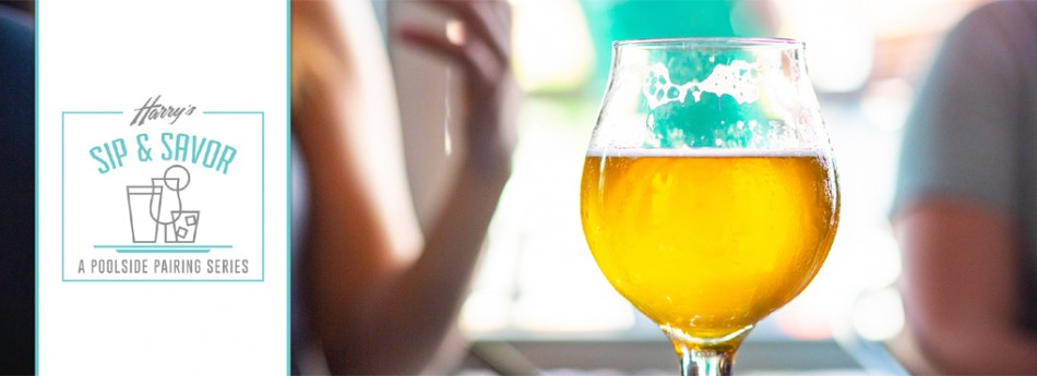 Harry's Sip & Savor Craft Beer Pairing Dinner