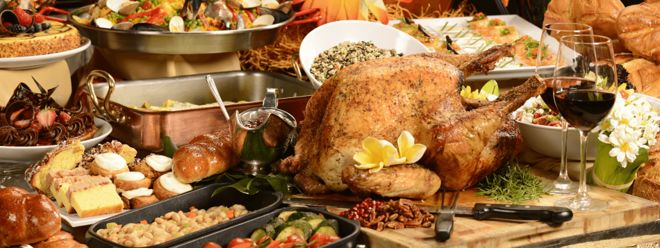 Thanksgiving Day Buffet at Rosen Shingle Creek's Café Osceola