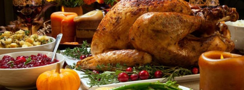 3rd Annual Community Thanksgiving Dinner