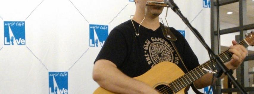 Perry Hall Folk Music Night, featuring Matt Roach