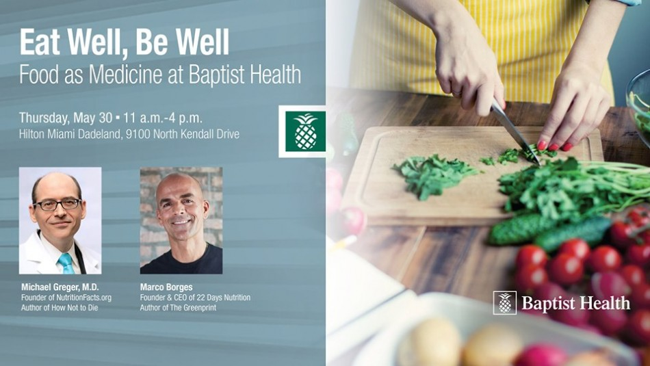 Eat Well, Be Well: Food as Medicine