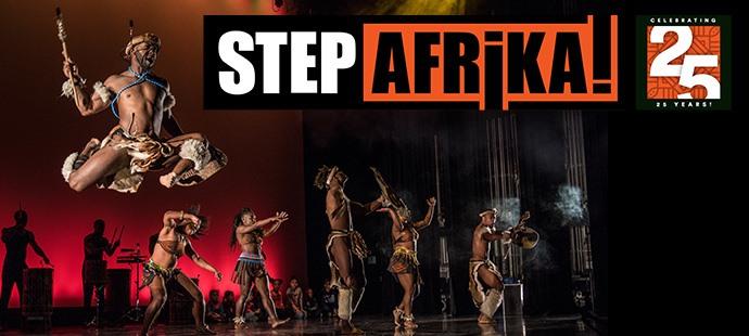 Free Family Fest: Step Afrika!