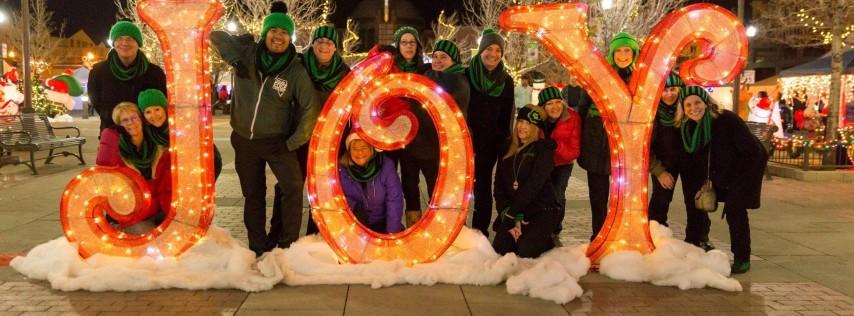 Griswold Challenge at 39 North Pole Village
