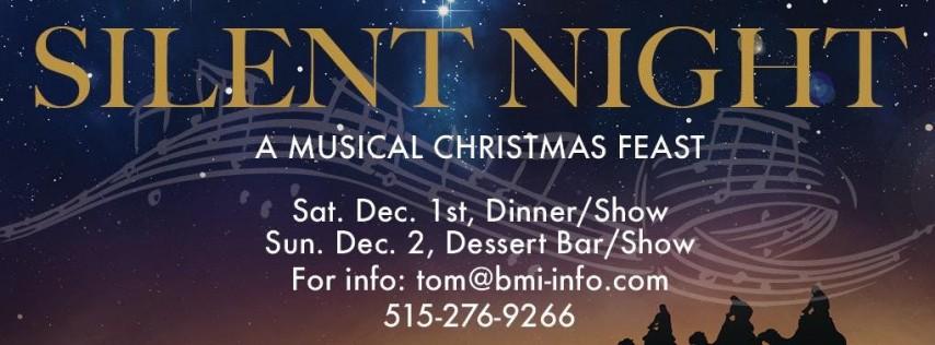 Silent Night Christmas Gala - A Musical Feast