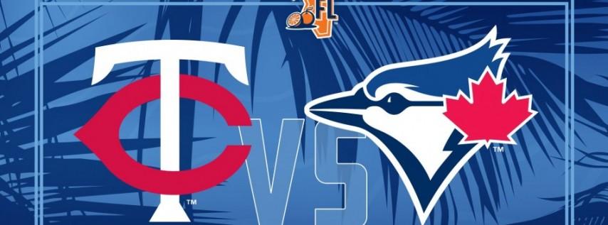 Spring Training: Toronto Blue Jays vs. Minnesota Twins