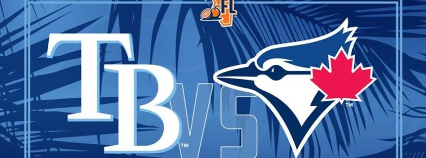 Spring Training: Toronto Blue Jays vs. Tampa Bay Rays