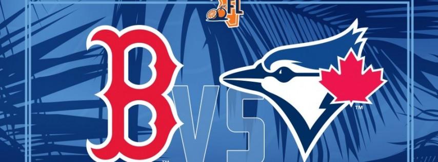 Spring Training: Toronto Blue Jays vs. Boston Red Sox