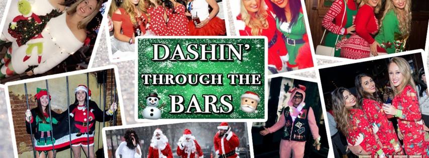 Dashin' Through The Bars Crawl | Hartford, CT
