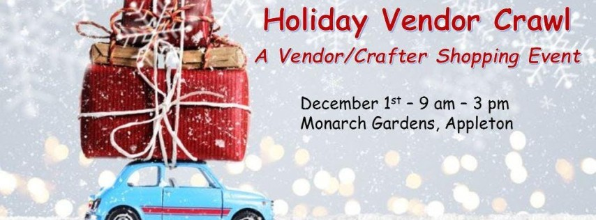 Holiday Vendor Crawl