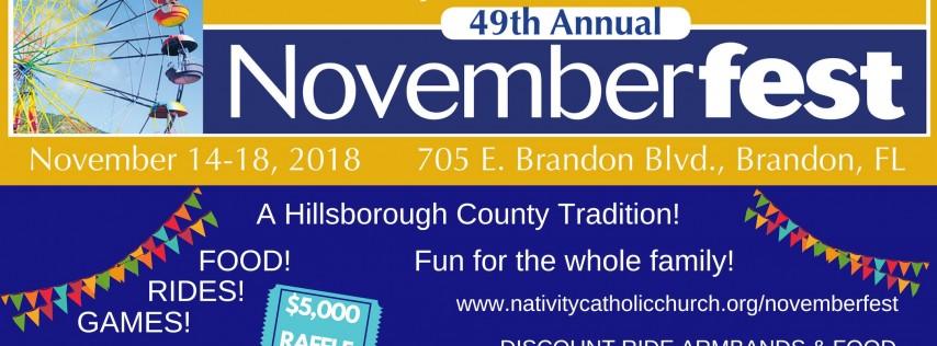 Novemberfest 2018
