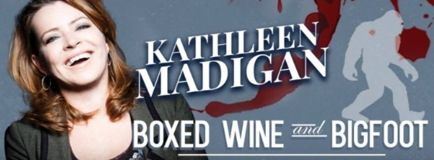 Kathleen Madigan: Boxed Wine and Bigfoot at Hard Rock Live