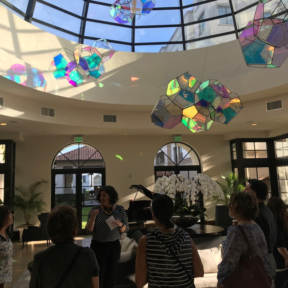 Happy Hour Tour at the Alfond Inn