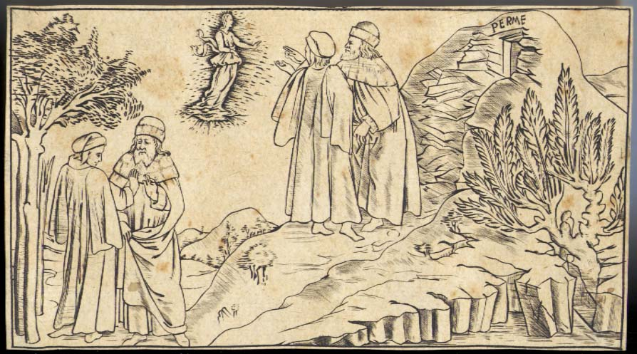 Path to Paradise: The Artistic Legacy of Dante's Divine Comedy