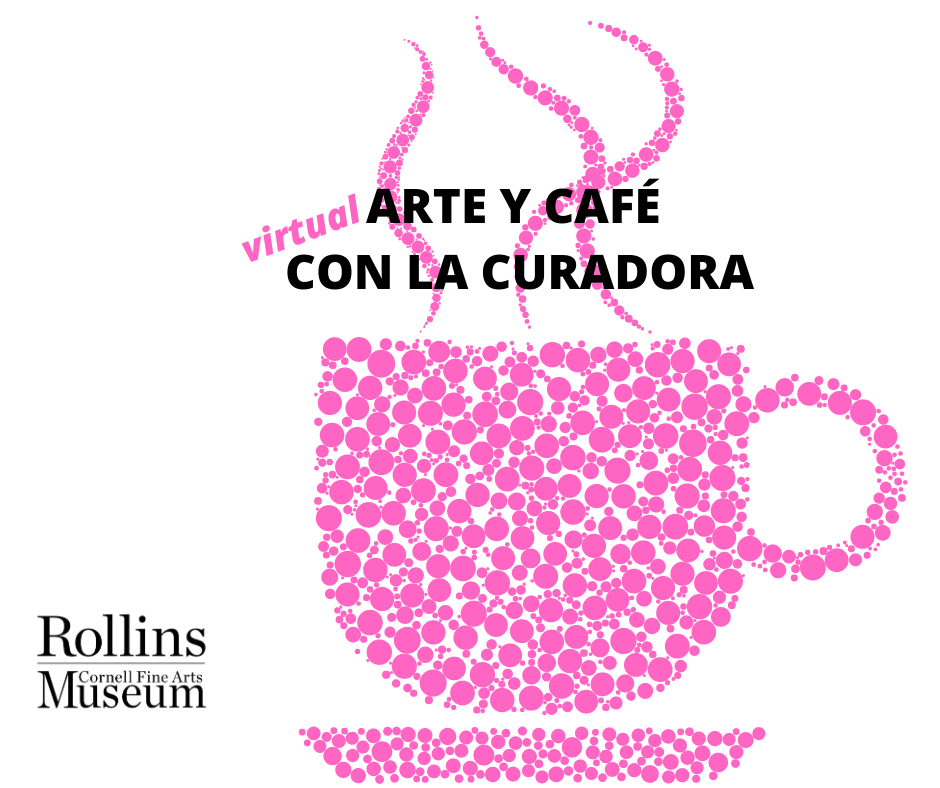 Arte Y Café Con la Curadora (Art and Coffee with the Curator): Uptown/Downtown: