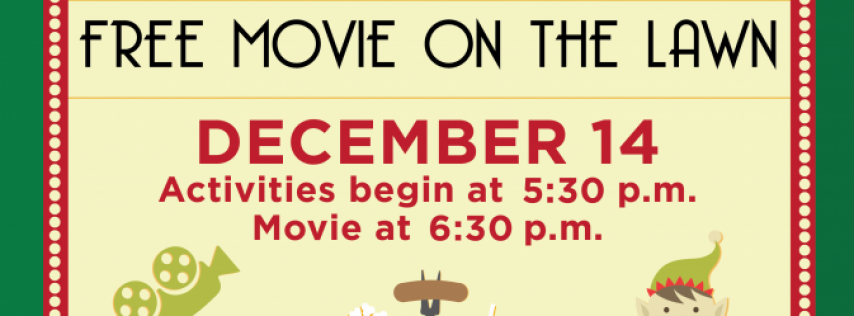 St. Luke's UMC presents: Christmas Movie Night