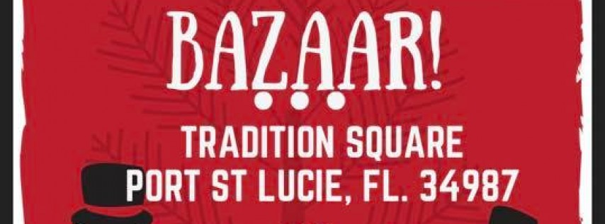 Christmas Bazaar at Tradition Square
