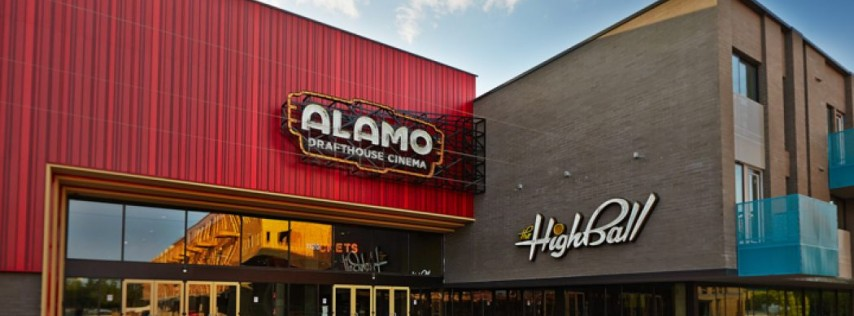 Thanksgiving at the Alamo Drafthouse Austin
