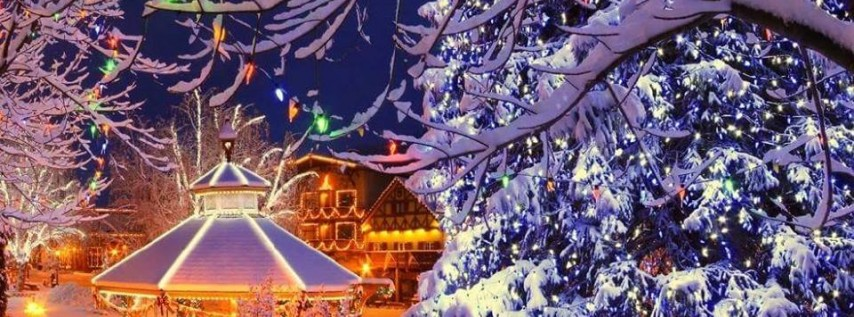 Leavenworth Christmas Lighting Festival Daytrip Buses from Seattle