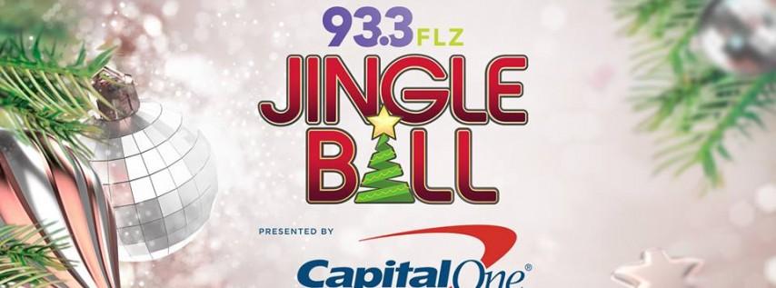 93.3 FLZ's Jingle Ball Presented by Capital One