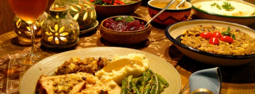 Thanksgiving Vegan Buffet Dinner