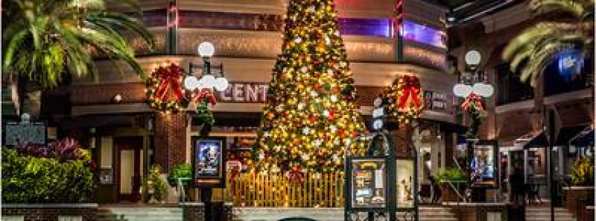 Ybor Tree Lighting & Holiday Market
