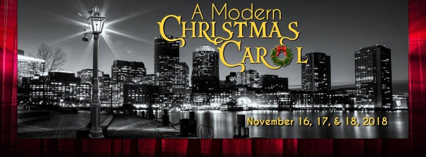 Maumee Drama Production - A Modern Christmas Carol 11.16