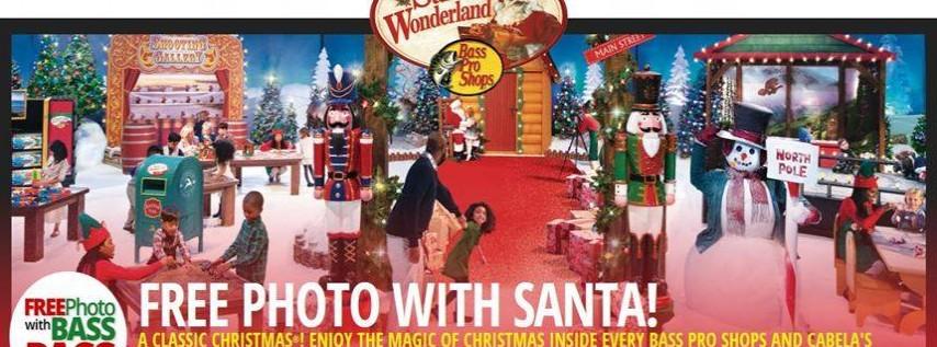 Santa's Wonderland at Bass Pro