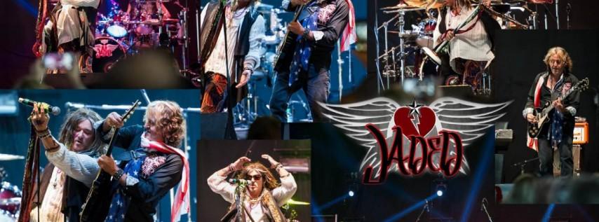 Jaded Aerosmith Tribute: New Year's Eve 2019 Daytona