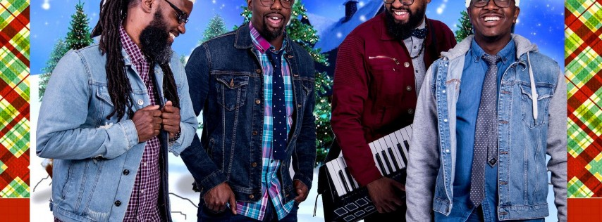 Christmas at Copious with Soulutions Band