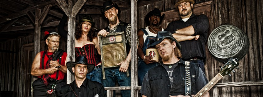 The Bloody Jug Band at Cafe DaVinci