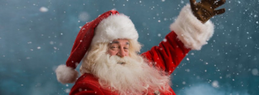 Visit Santa at the Daytona Flea Market