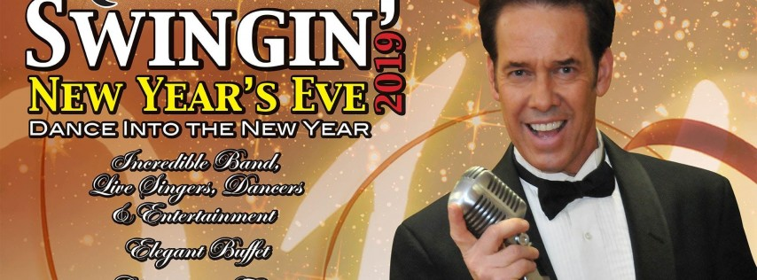 Ron DeCar's Swingin' New Year's Eve 2018-2019