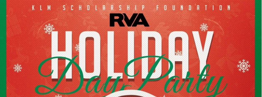 3rd Annual RVA Holiday Day Party