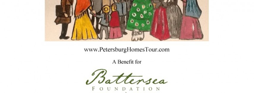 3rd Annual Historic Petersburg Holiday Homes Tour
