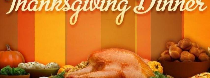 Early Thanksgiving Dinner 2018