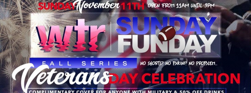 Veteran's Day Celebration with Barry Carew